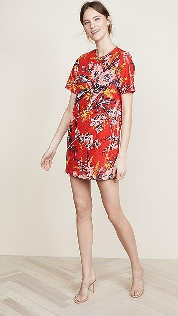 0f45d16842a Diane von Furstenberg Sequin Fluid Dress ...