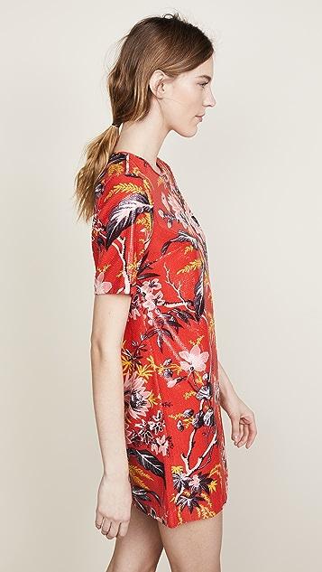 Diane von Furstenberg Sequin Fluid Dress