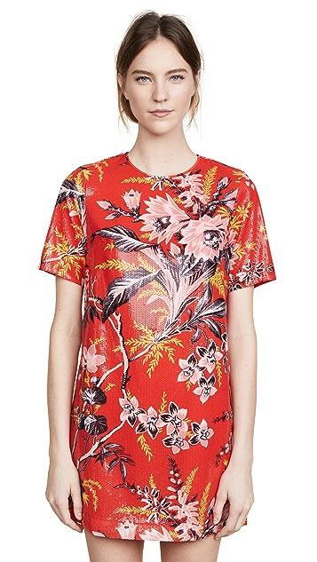 4738c94f2c7 ... Diane von Furstenberg Sequin Fluid Dress