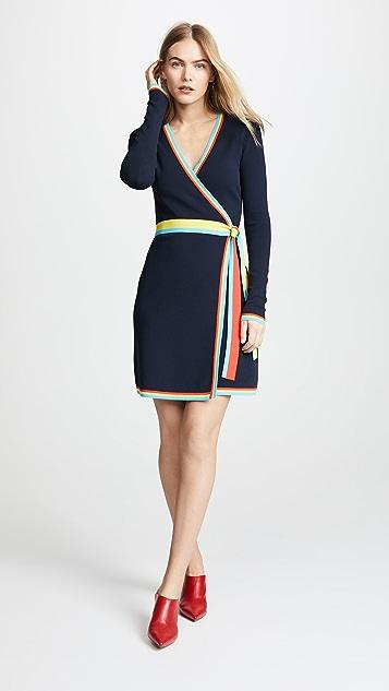Diane von Furstenberg Sweater Wrap Dress ... 28c0153b5