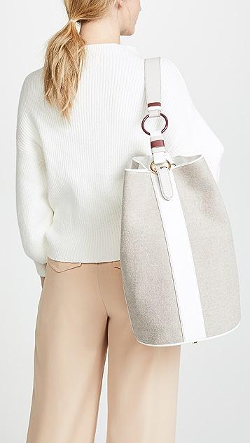 Diane von Furstenberg Large Steamer Bag