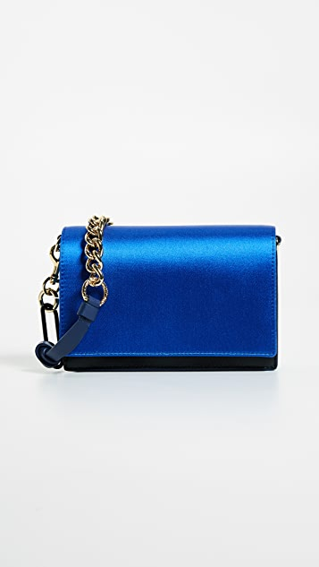 Diane von Furstenberg Mini Soiree Wallet on a Chain