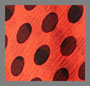 Baker Dot Small Vermillion