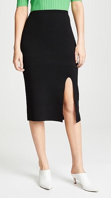 795e7f6391 Diane von Furstenberg Side Slit Pencil Skirt | SHOPBOP