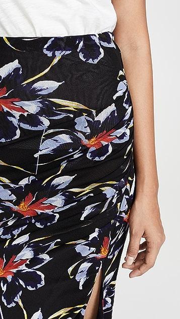 Diane von Furstenberg Side Cinch Skirt
