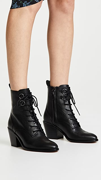 Diane von Furstenberg Dakota 靴子