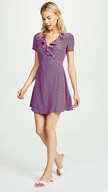Diane von Furstenberg Savilla Wrap Dress