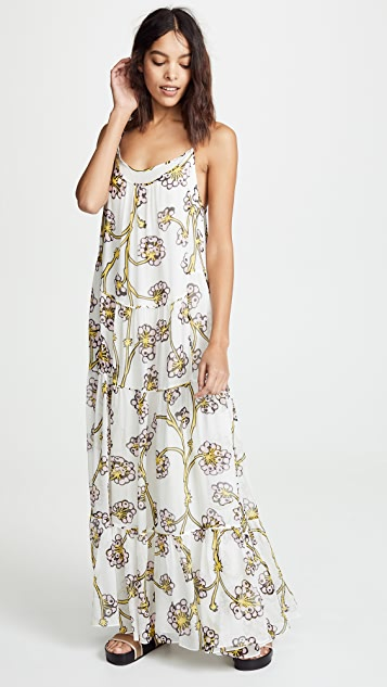 Diane von Furstenberg Baylee Maxi Dress