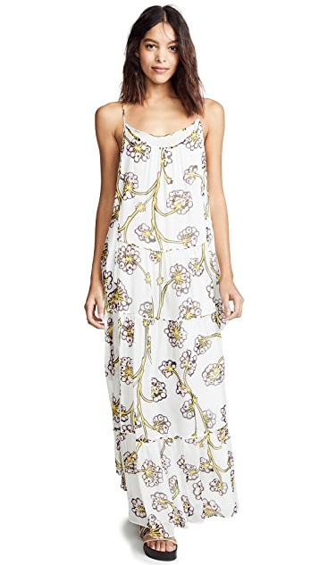Diane von Furstenberg Макси-платье Baylee