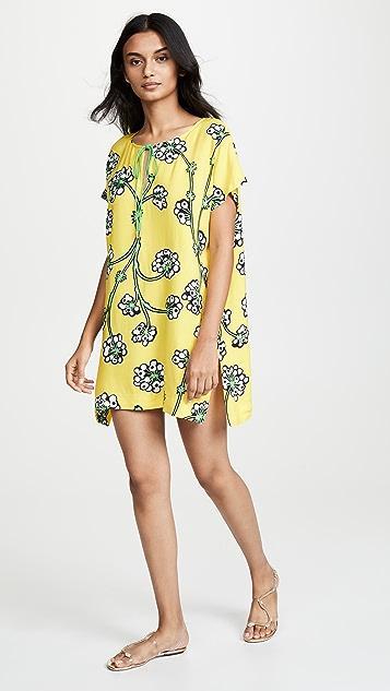 Diane von Furstenberg Panarea Cover Up Dress