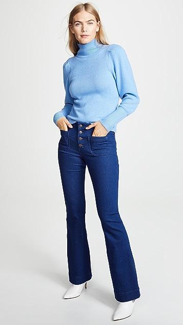 Diane von Furstenberg Beatrice Wool Sweater