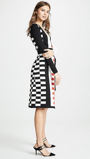 Diane von Furstenberg Платье Enzo