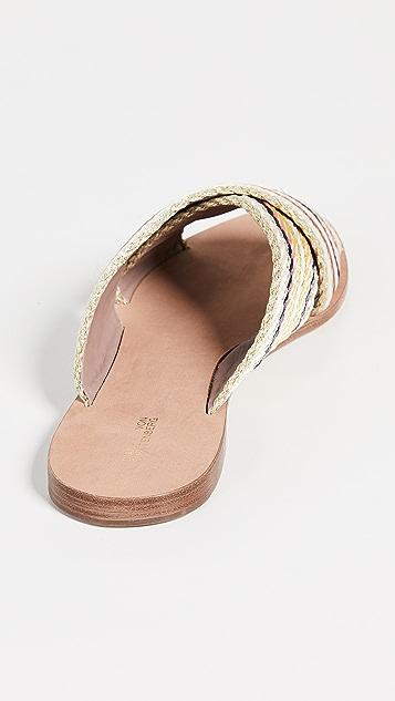 Diane von Furstenberg Cindi Slide Sandals