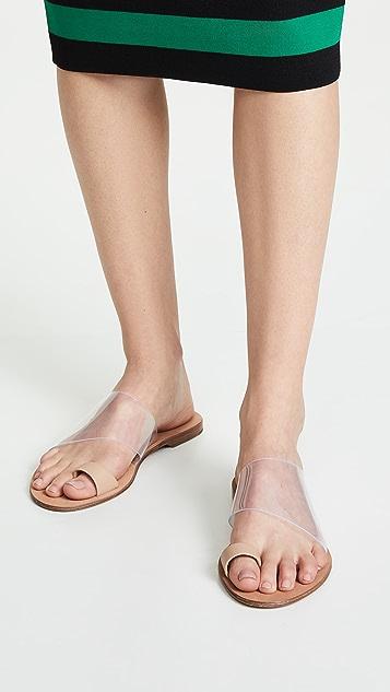 Diane von Furstenberg Brittany 2 便鞋