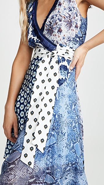 Diane von Furstenberg Платье Ava