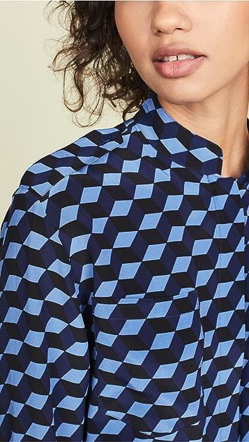 Diane von Furstenberg Leone 连身衣