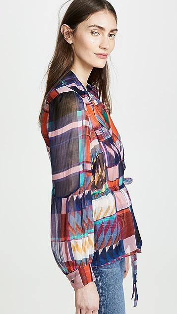 Diane von Furstenberg Блуза Joanna