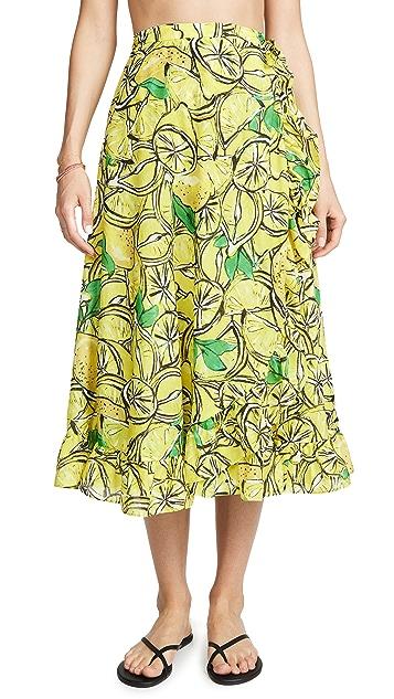 Diane von Furstenberg Clarissa 半身裙