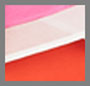 ярко-розовый/фламенко/цвет слоновой кости