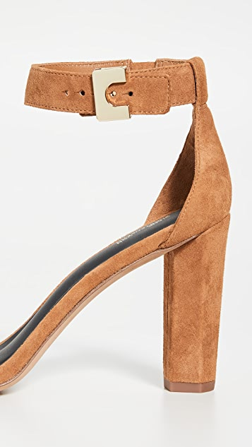 Diane von Furstenberg Chain Link 90mm Sandals