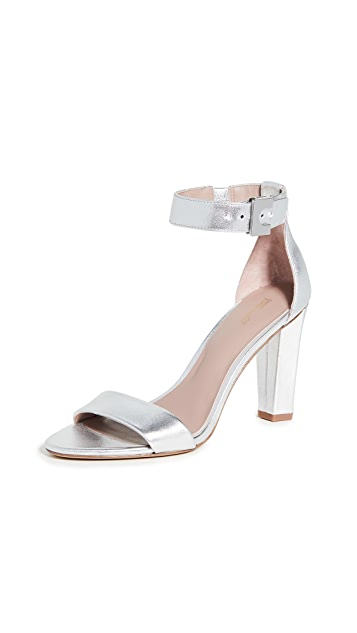 Diane von Furstenberg 90mm Chainlink Sandals