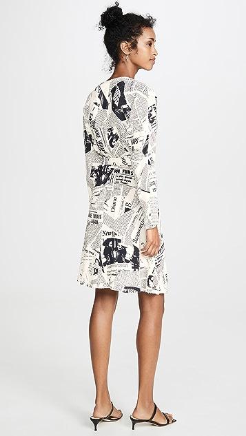 Diane von Furstenberg Shia 连衣裙
