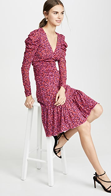 Diane von Furstenberg Alyssa 连衣裙