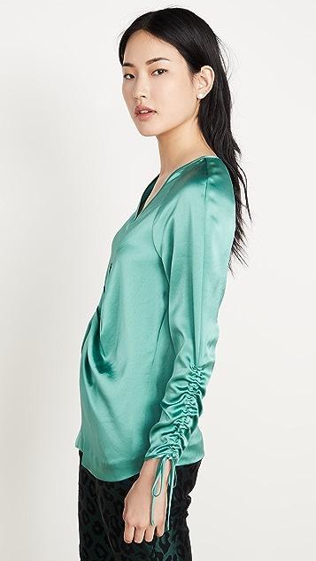 Diane von Furstenberg Блуза Shay