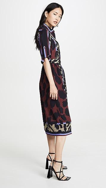 Diane von Furstenberg Sogol Dress