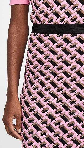Diane von Furstenberg Aisha 半身裙