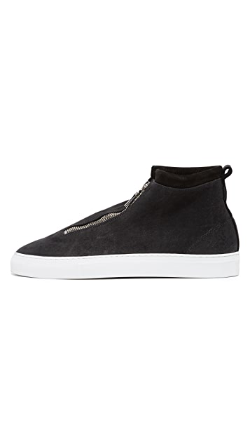 Diemme Fontesi Zip High Top Sneakers