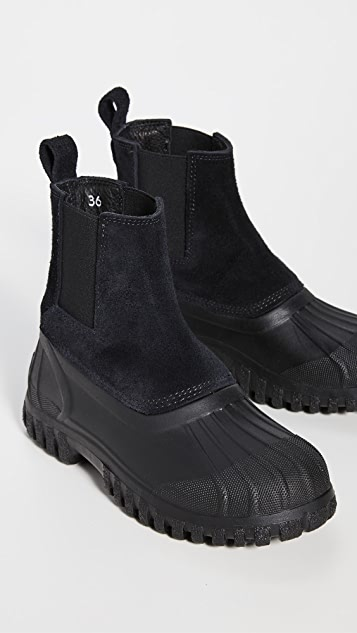 Diemme Balbi Lug Sole Chelsea Boots