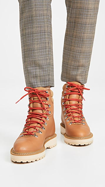 Diemme Monfumo 系带靴