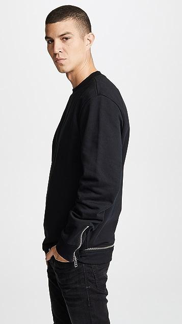 Diesel S-Round-ZipSweatshirt
