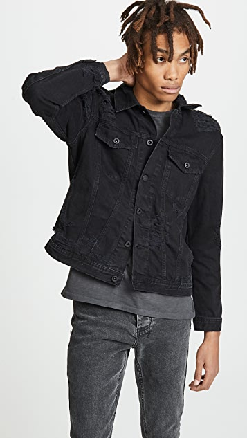 Diesel D-Hill Denim Jacket