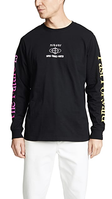 Diesel Long Sleeve Tee Shirt