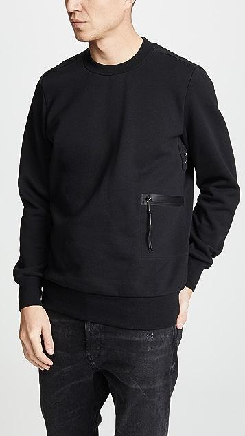 Diesel Cromexx Crew Neck Sweatshirt