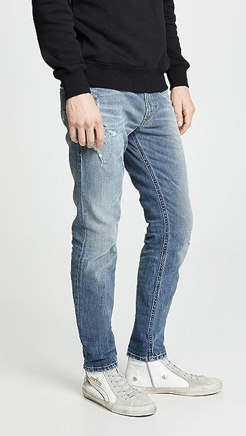 Diesel Thommer Slim Fit Jeans