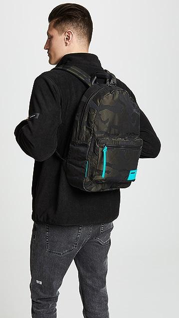 Diesel Camo Backpack