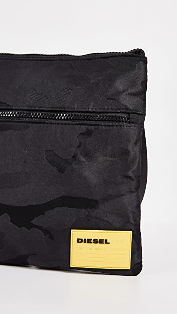 Diesel Camo Cross Body Bag