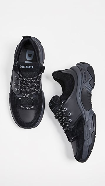 Diesel Skipper Running Sneakers