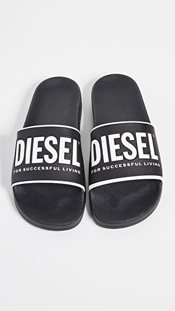 Diesel Valla Pool Slides