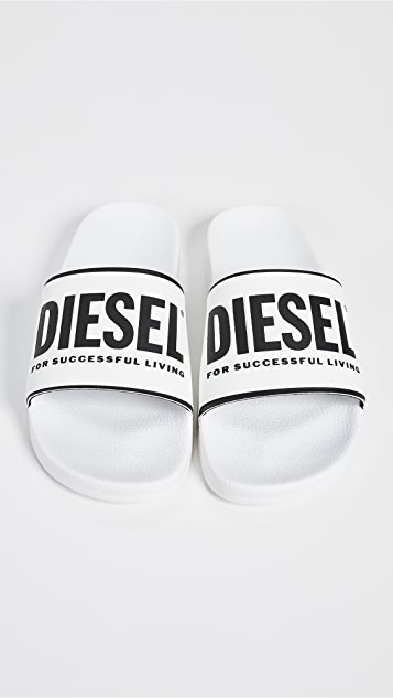 Diesel Valla Pool Slides