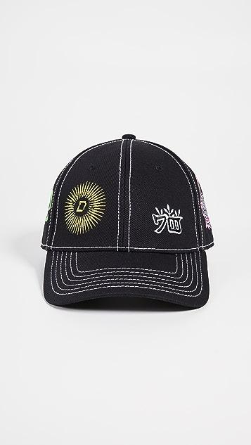 Diesel C-Giap Patch Baseball Hat