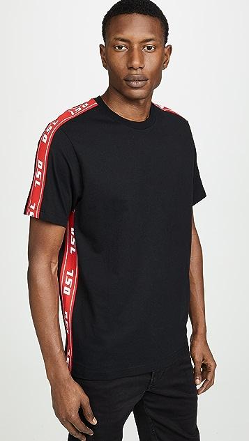 Diesel T-Just-Race T-Shirt