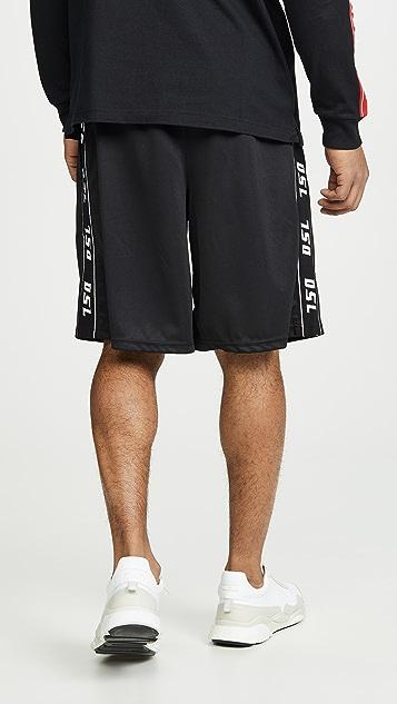 Diesel P-Hitoshi Shorts