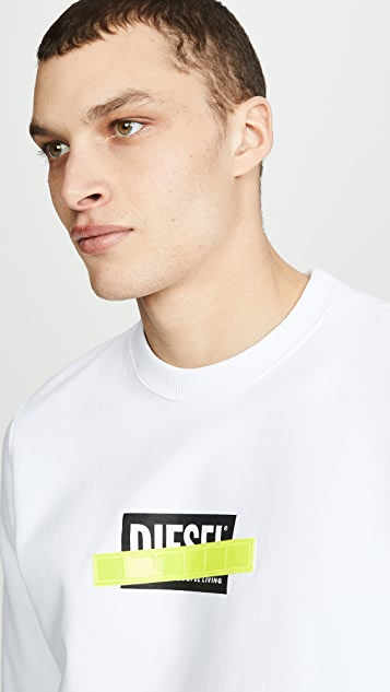 Diesel S-Gir-Die Sweatshirt