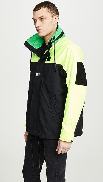 Diesel J-Futoshi Jacket