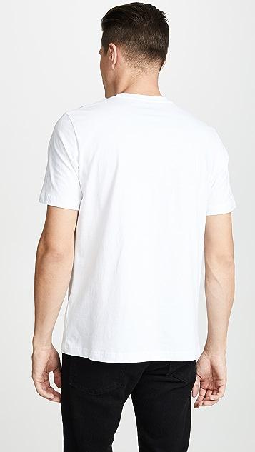 Diesel T Just Division Logo T-Shirt