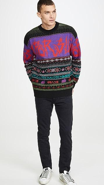 Diesel Long Sleeve K-CHILL Sweater
